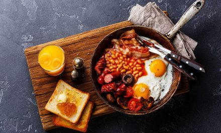 Angol reggeli – The Full English Breakfast