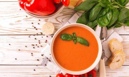 Gyors gazpacho